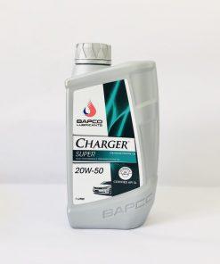 BAPCO CHARGER SUPER 20W-50 API SL 1L