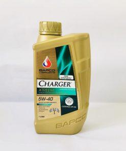 BAPCO CHARGER XTREEM 5W-40 API SN 1L