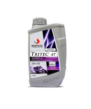 BAPCO TRITEC SUPER 4T 20W50